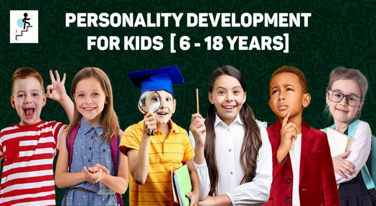 Personality Development For Kids (6-18Years)