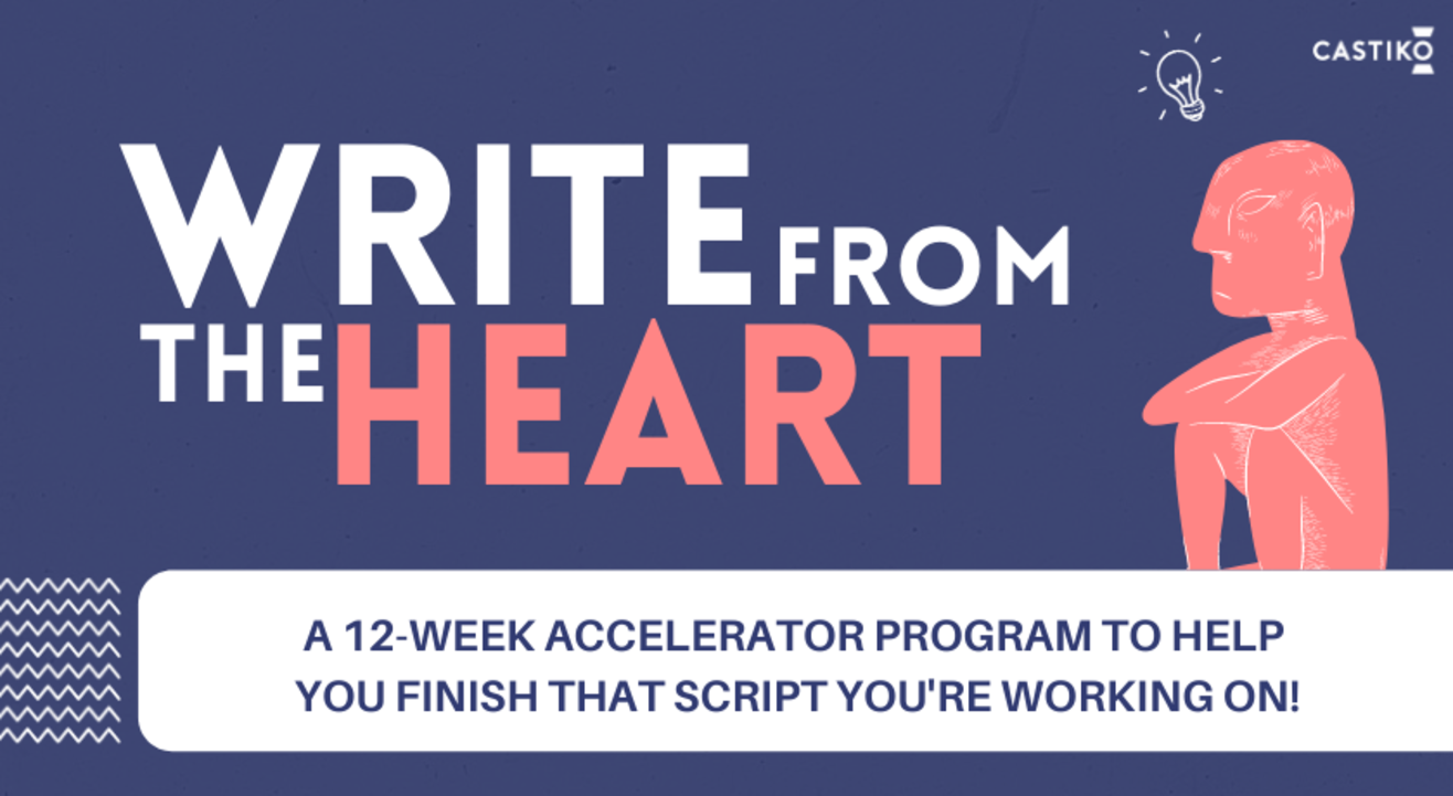 Castiko's Writing Accelerator - Write from the Heart!