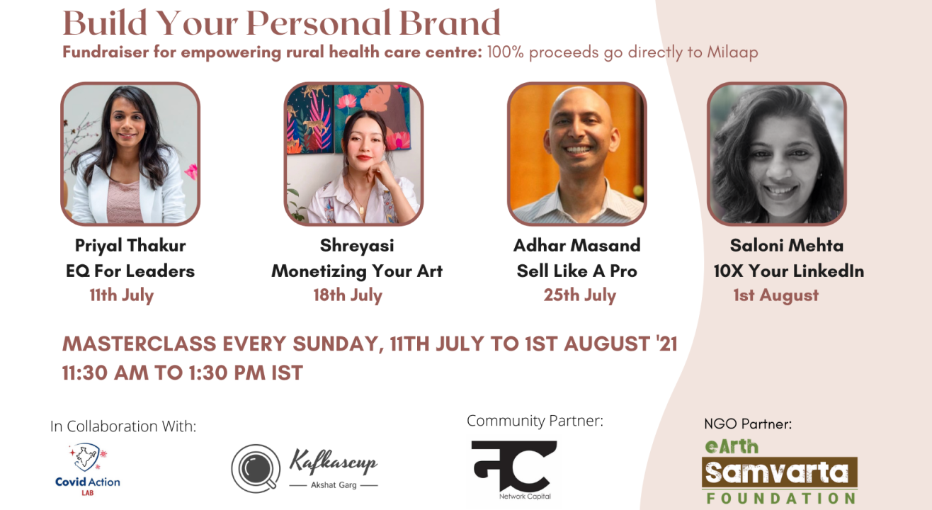 The Personal Brand Bootcamp