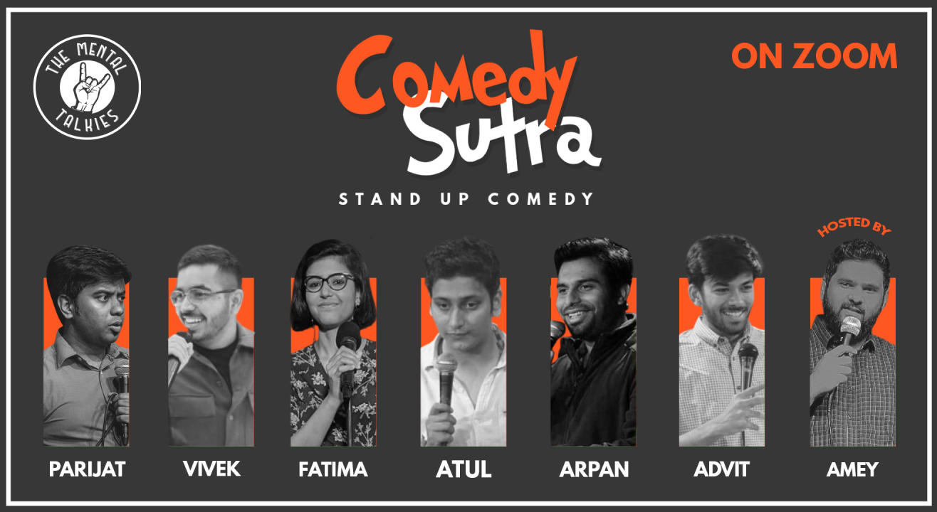 ComedySutra-Stand Up Comedy