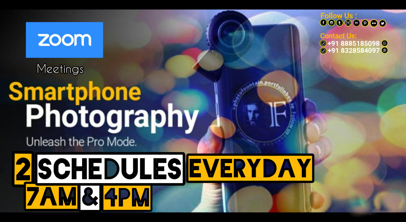 Smartphone Photography - Unleash The Pro Mode