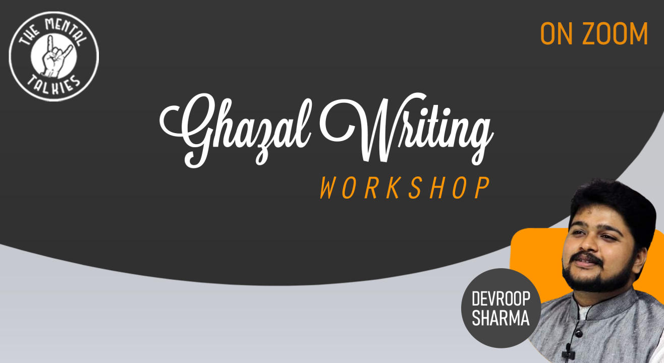 Ghazal Writing Workshop
