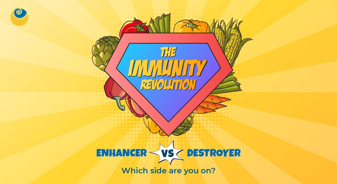 The Immunity Revolution – Free Event