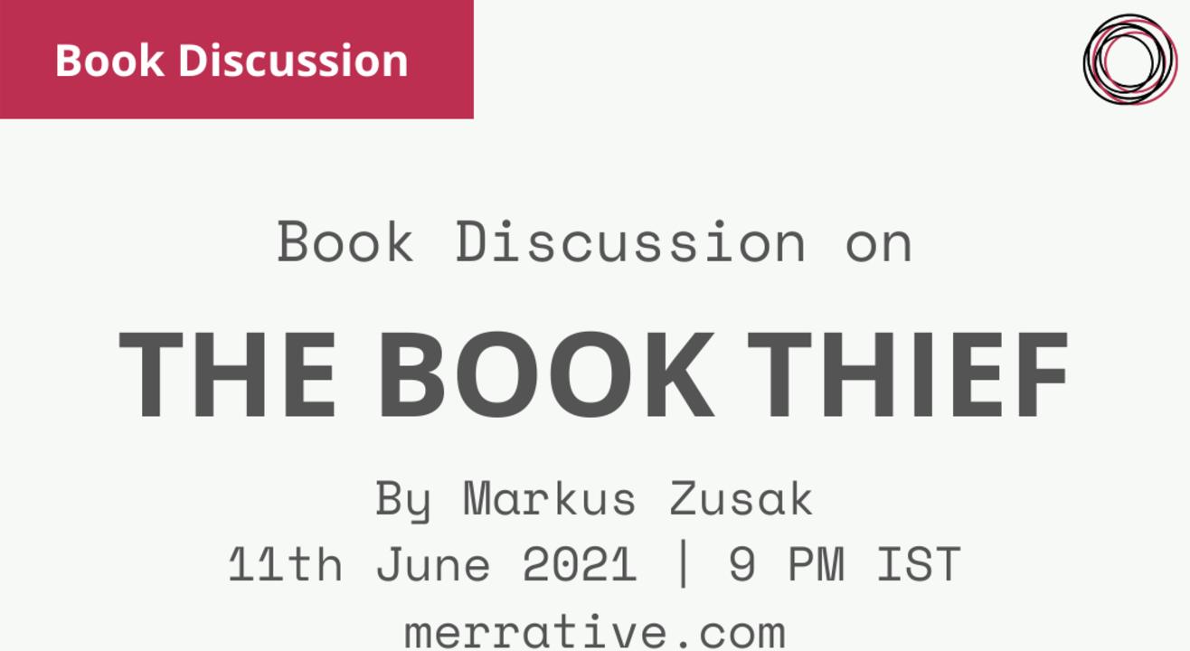 Book Discussion: The Book Thief by Markus Zusak