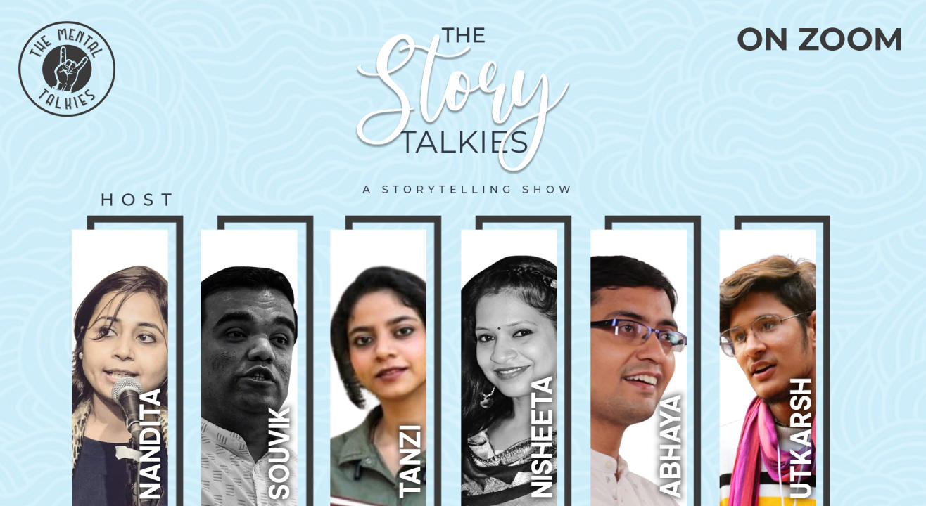 The Story Talkies-Storytelling Show