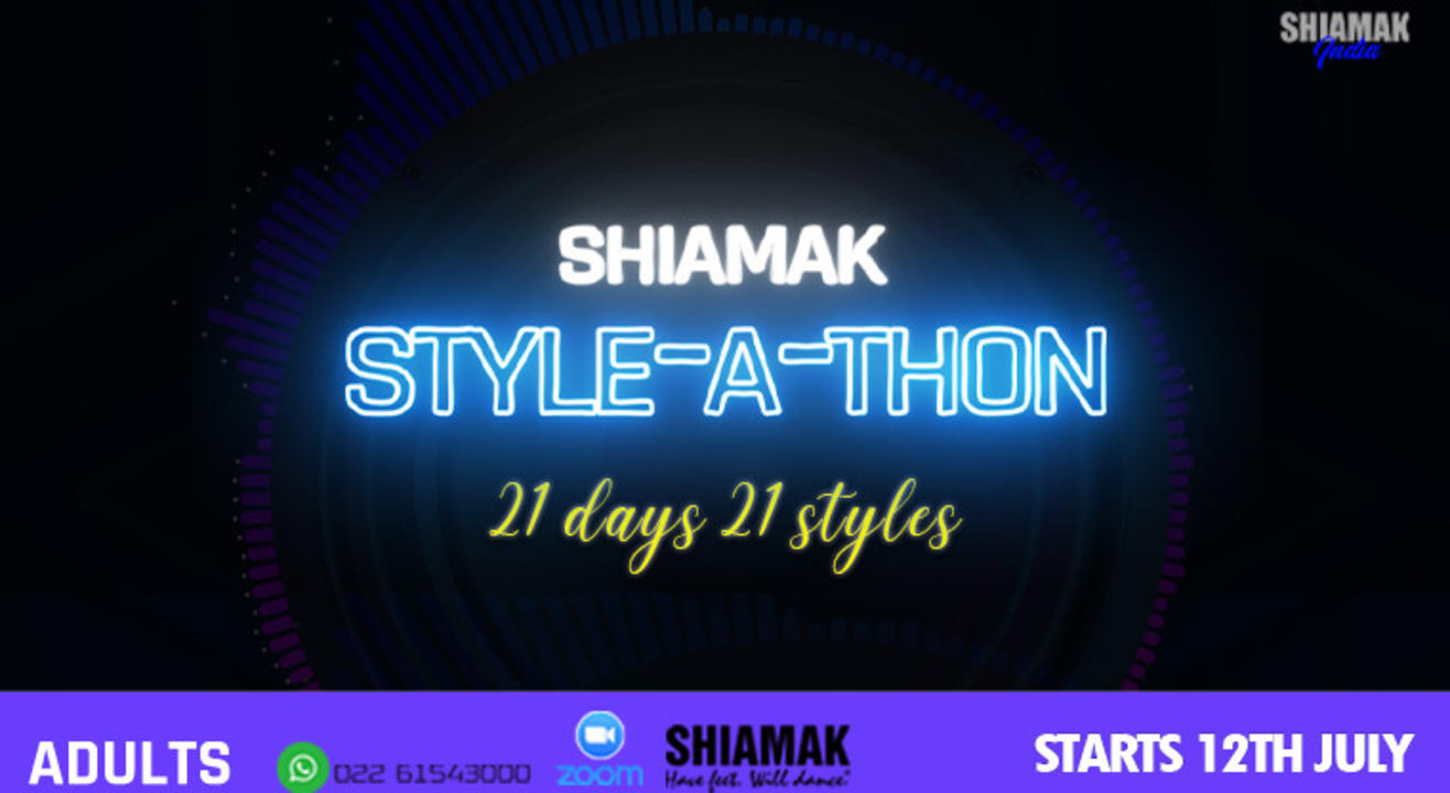 SHIAMAK Style-a-thon (For seniors)