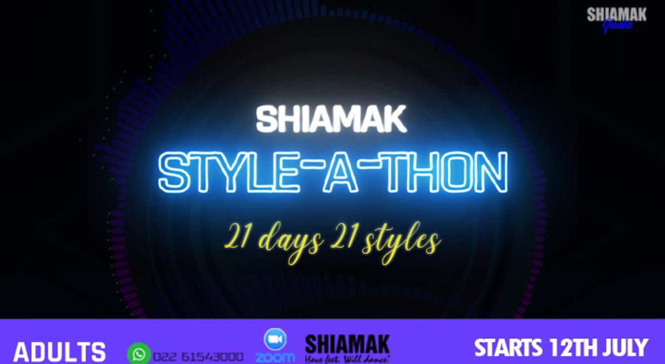 SHIAMAK Style-a-thon (Adults batch)