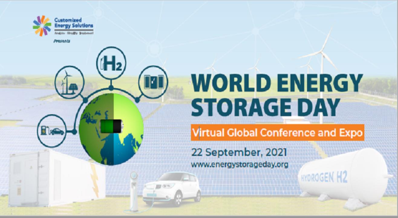 World Energy Storage Day (WESD)2021
