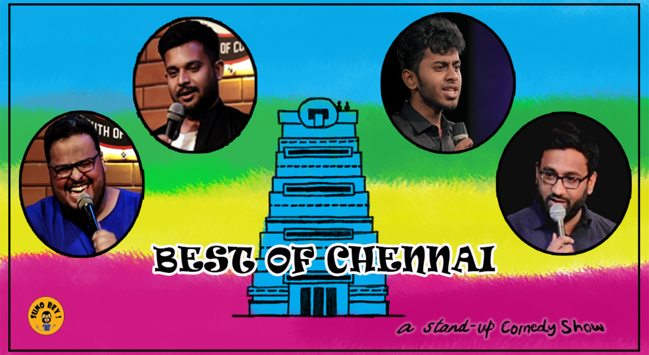Lol From Home- Best of Chennai   Suno  Bey