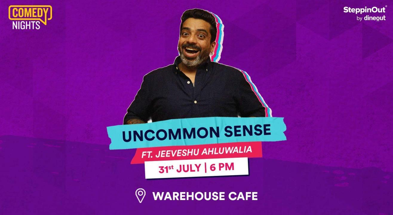 Uncommon Sense with Jeeveshu Ahluwalia| Chandigarh
