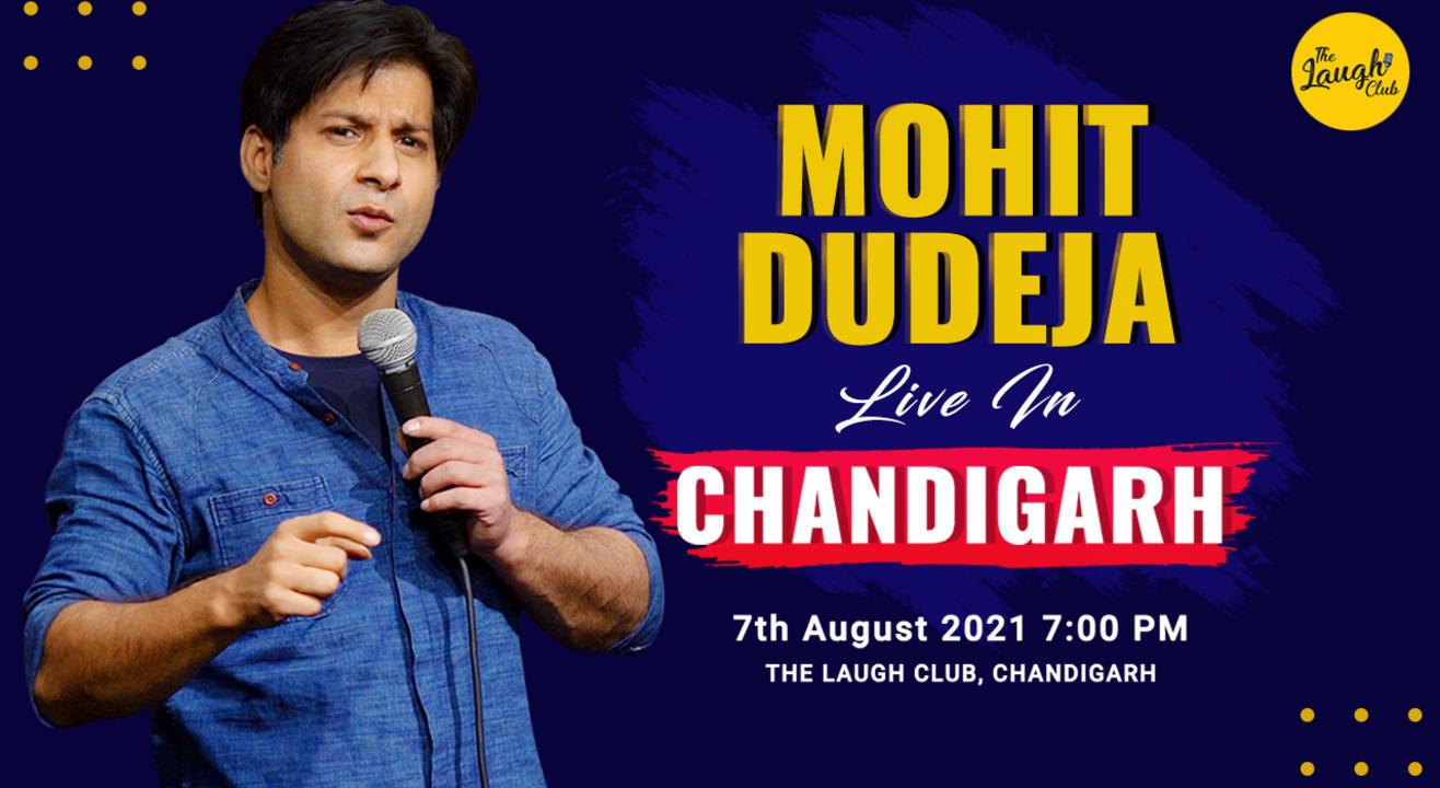Mohit Dudeja Live