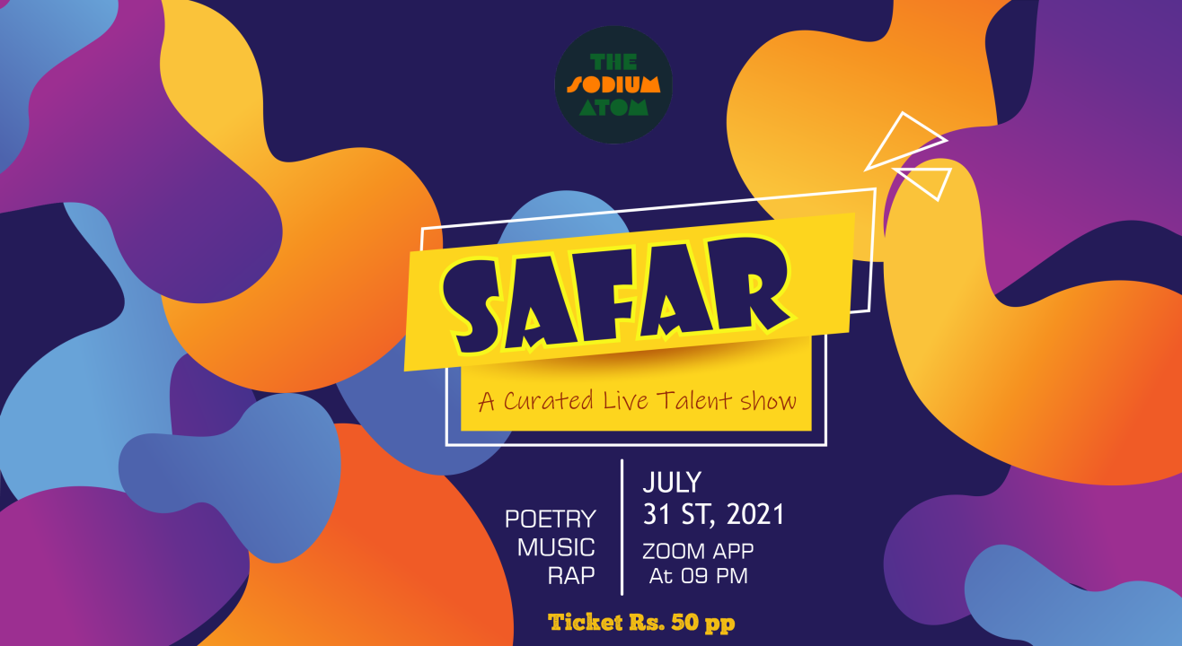 Safar - A Curated Show For All Arts