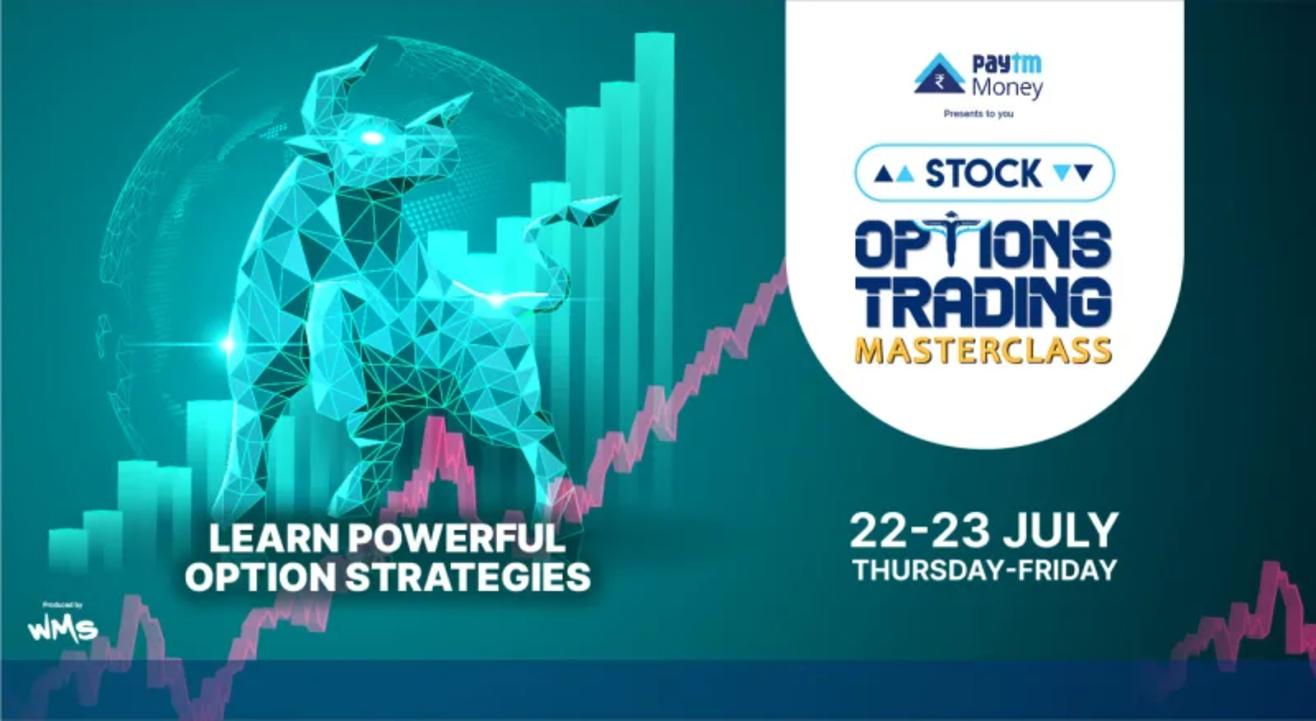 Stock Options Trading Masterclass - Trade like an expert | Paytm Money