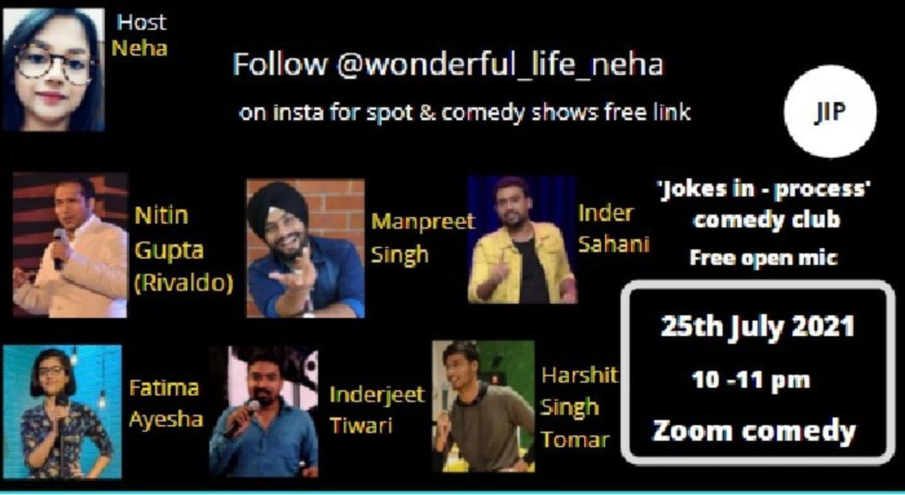 wonderful_life_neha on Instagram (JIP Comedy Club)
