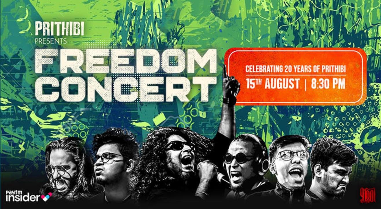 Freedom Concert (International Audience)