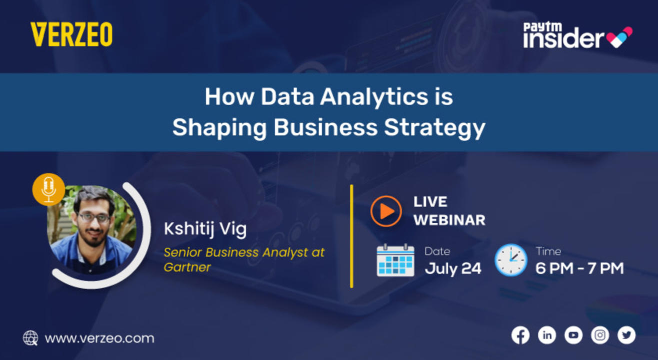 How Data Analytics is Shaping Business Strategy