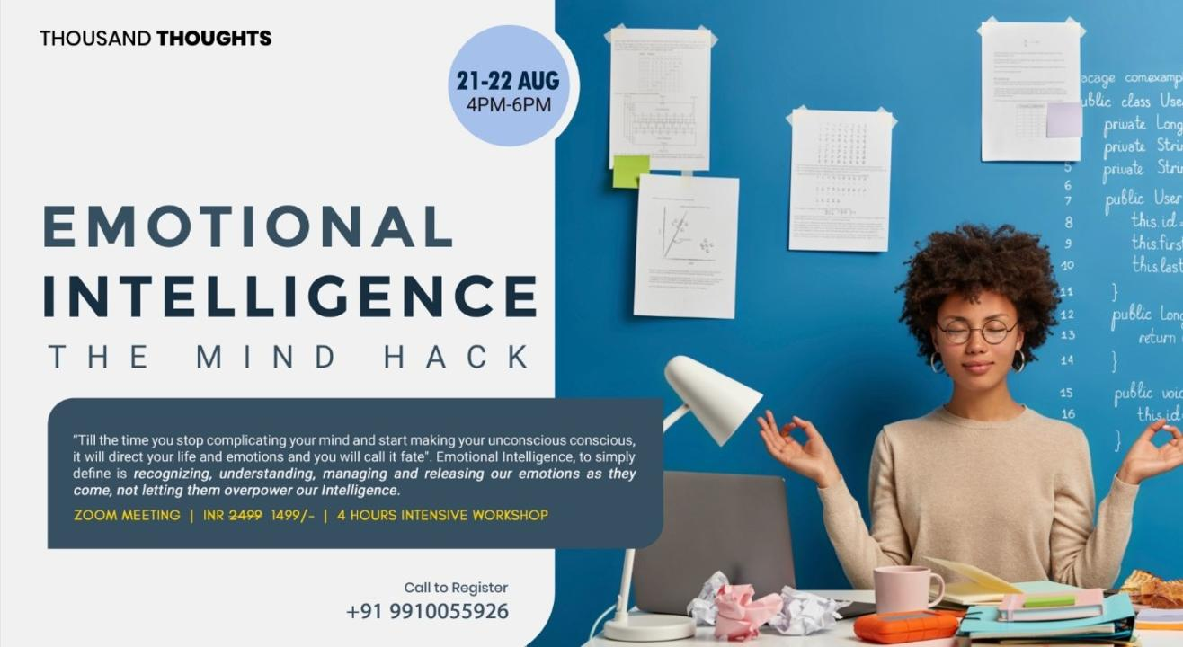 Emotional Intelligence- The Mind Hack