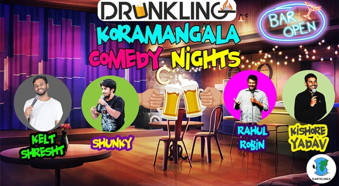Koramangala Comedy Nights