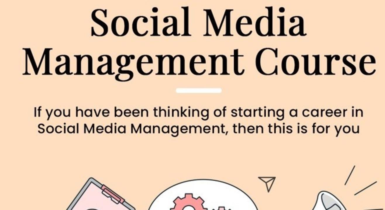 Social Media Management Course-Online