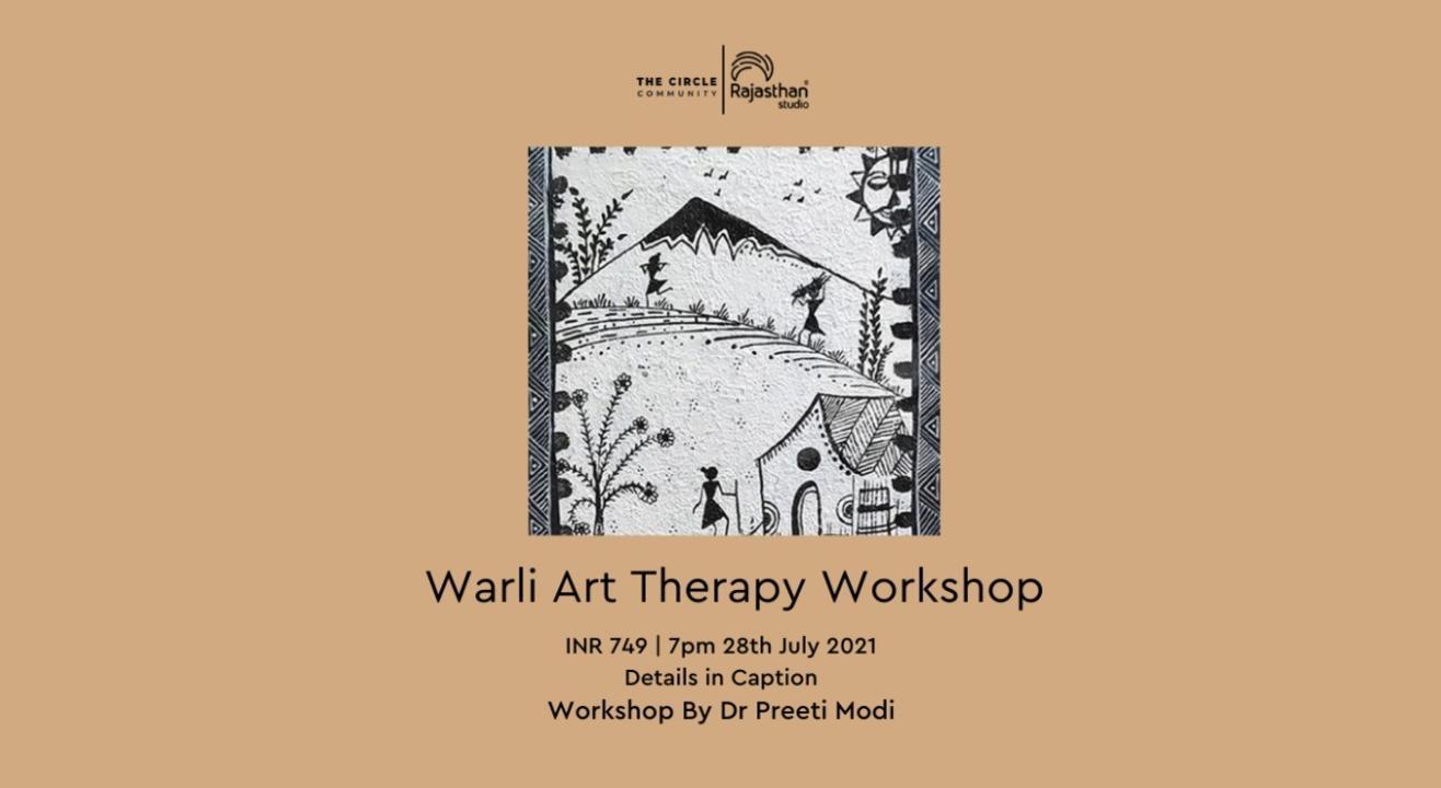 Warli Art Workshop by The Circle Community