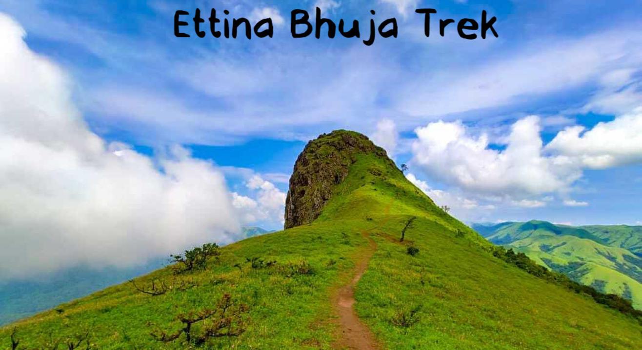 Ettina Bhuja Trek - MYHIKES
