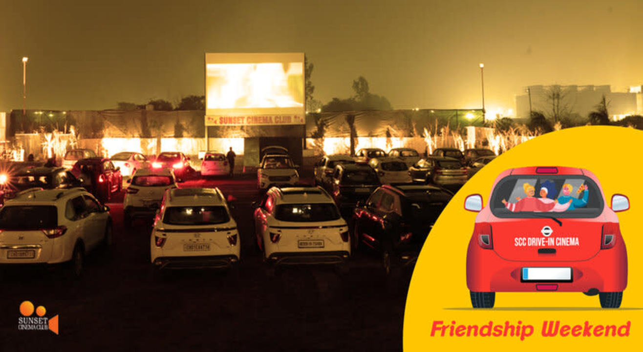 SCC Drive-In - Friendship Weekend