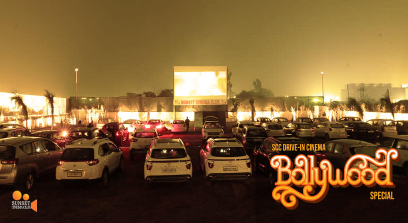 SCC Drive-In - Bollywood Special