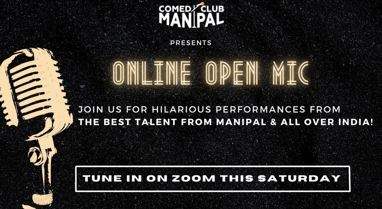 Comedy Club Manipal Open Mic