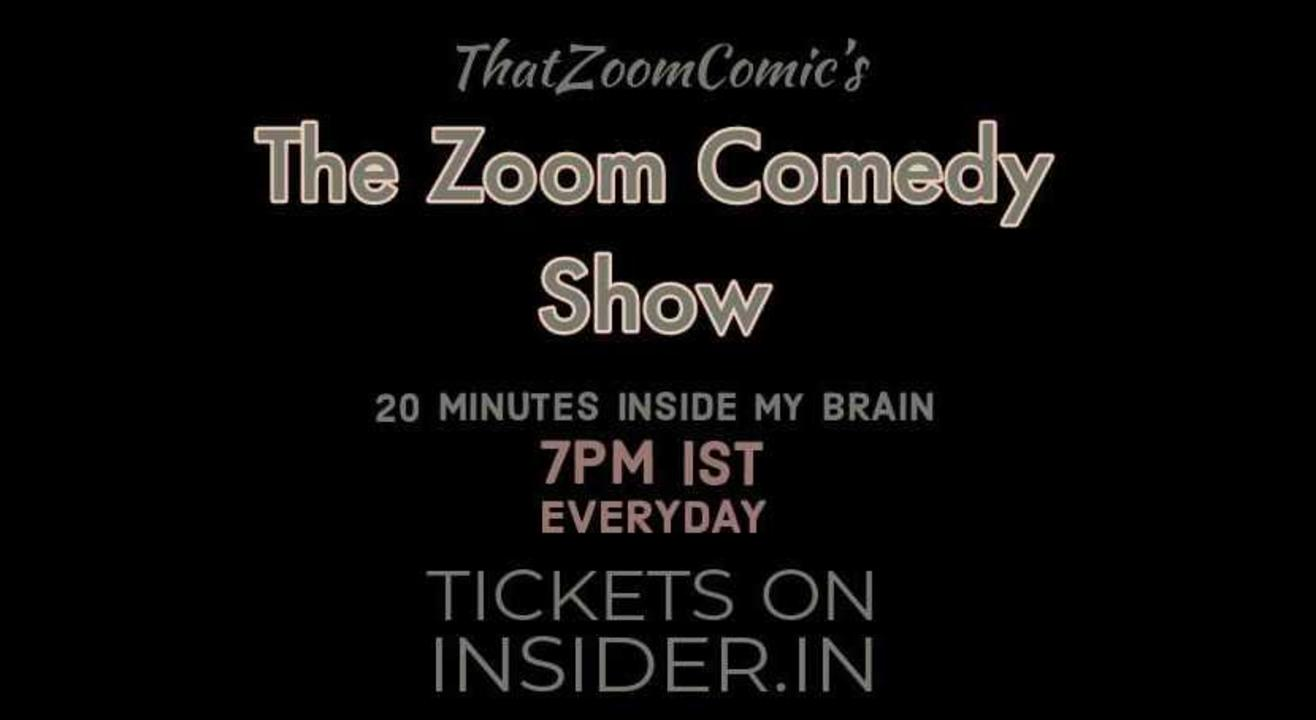 The Zoom Comedy Show