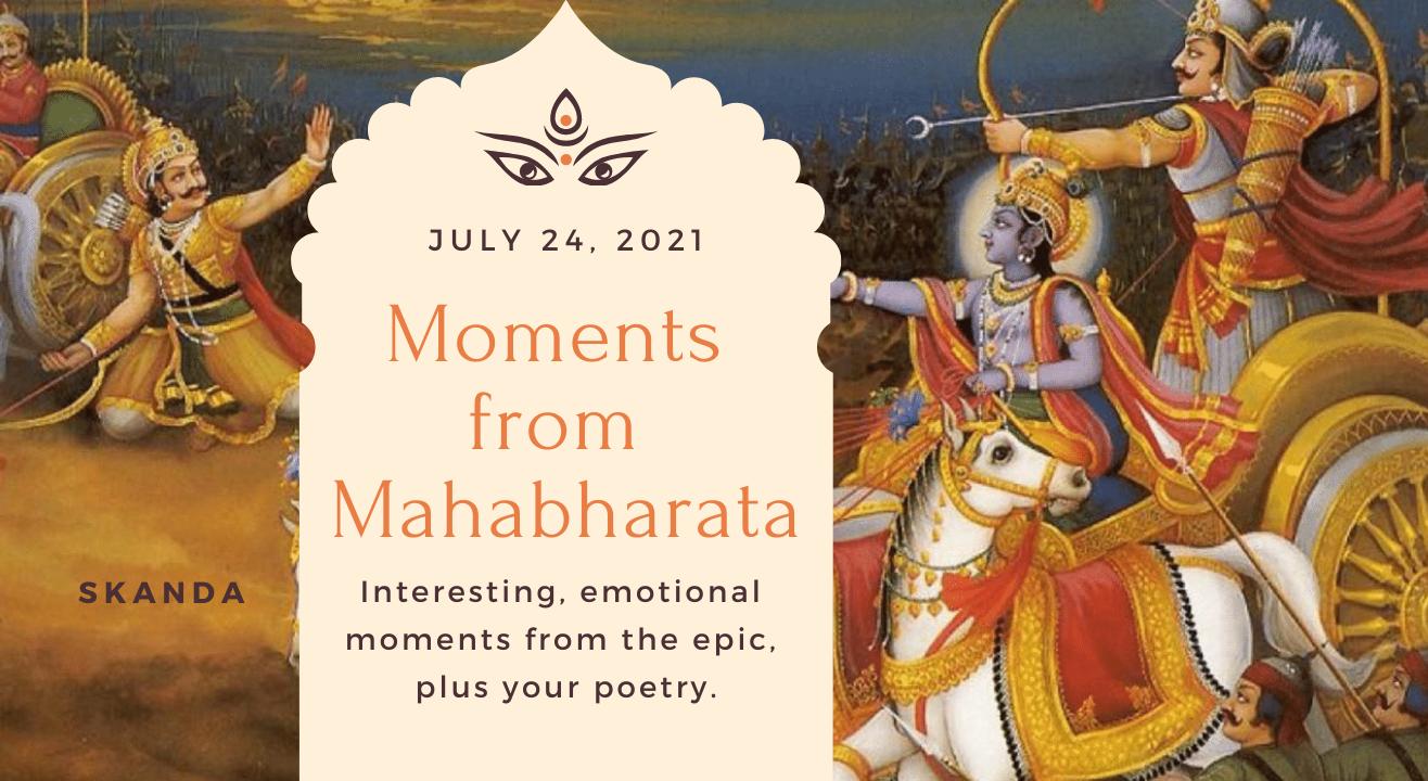 Moments from Mahabharata