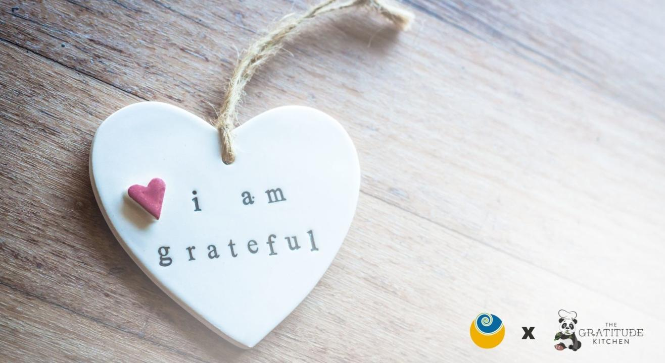 Gratitude and Love – The main ingredients of the meal – Free talk