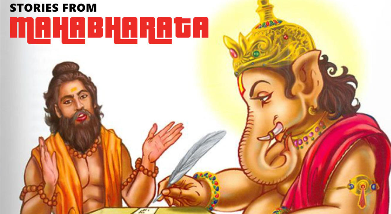 Stories from the Mahabharata for kids