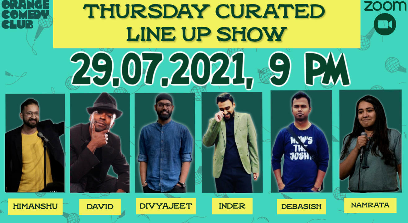 OCC's Thursday Curated Lineup Show