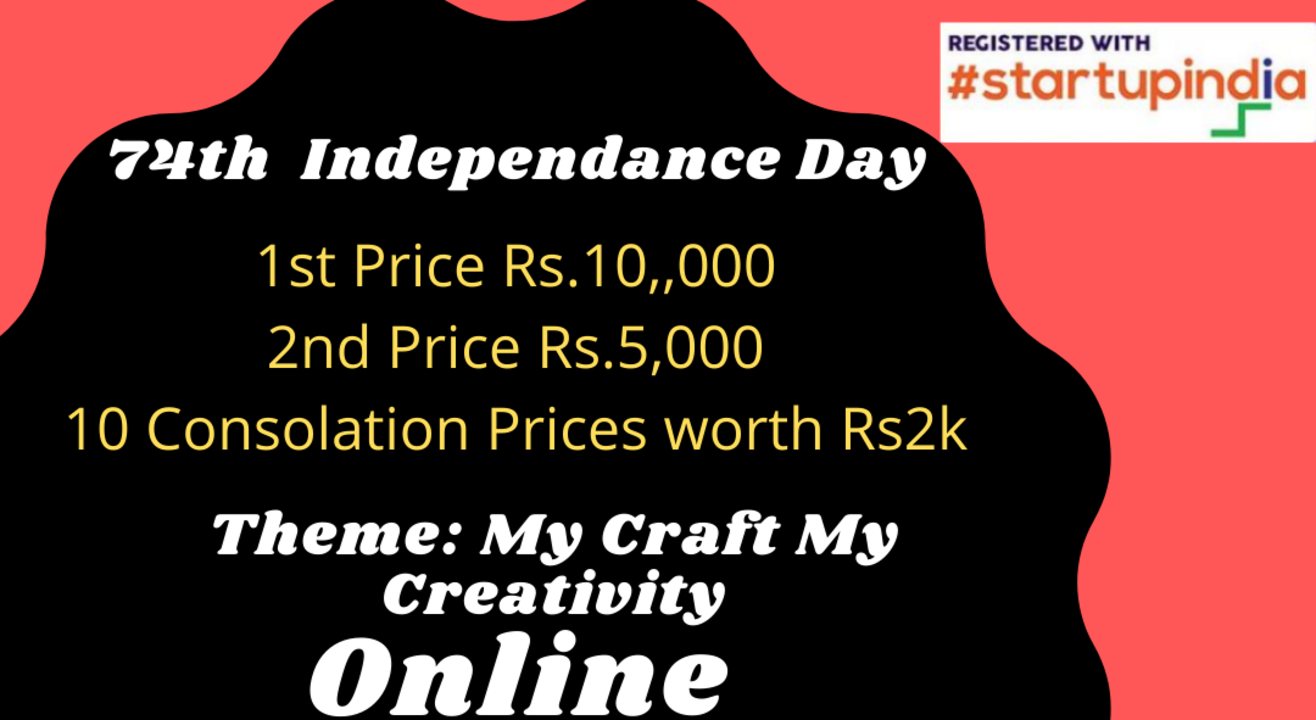 ''74th Independence day Craft Contest''