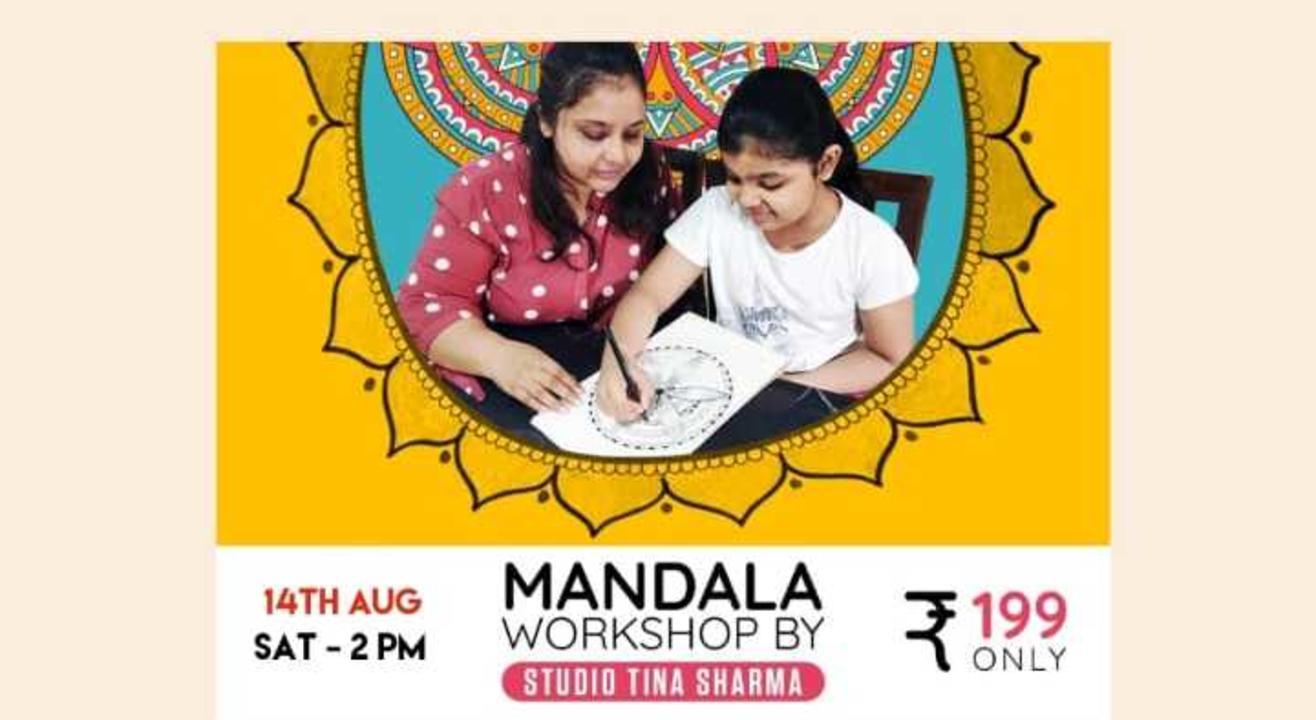 Mandala Workshop by Studio Tina Sharma