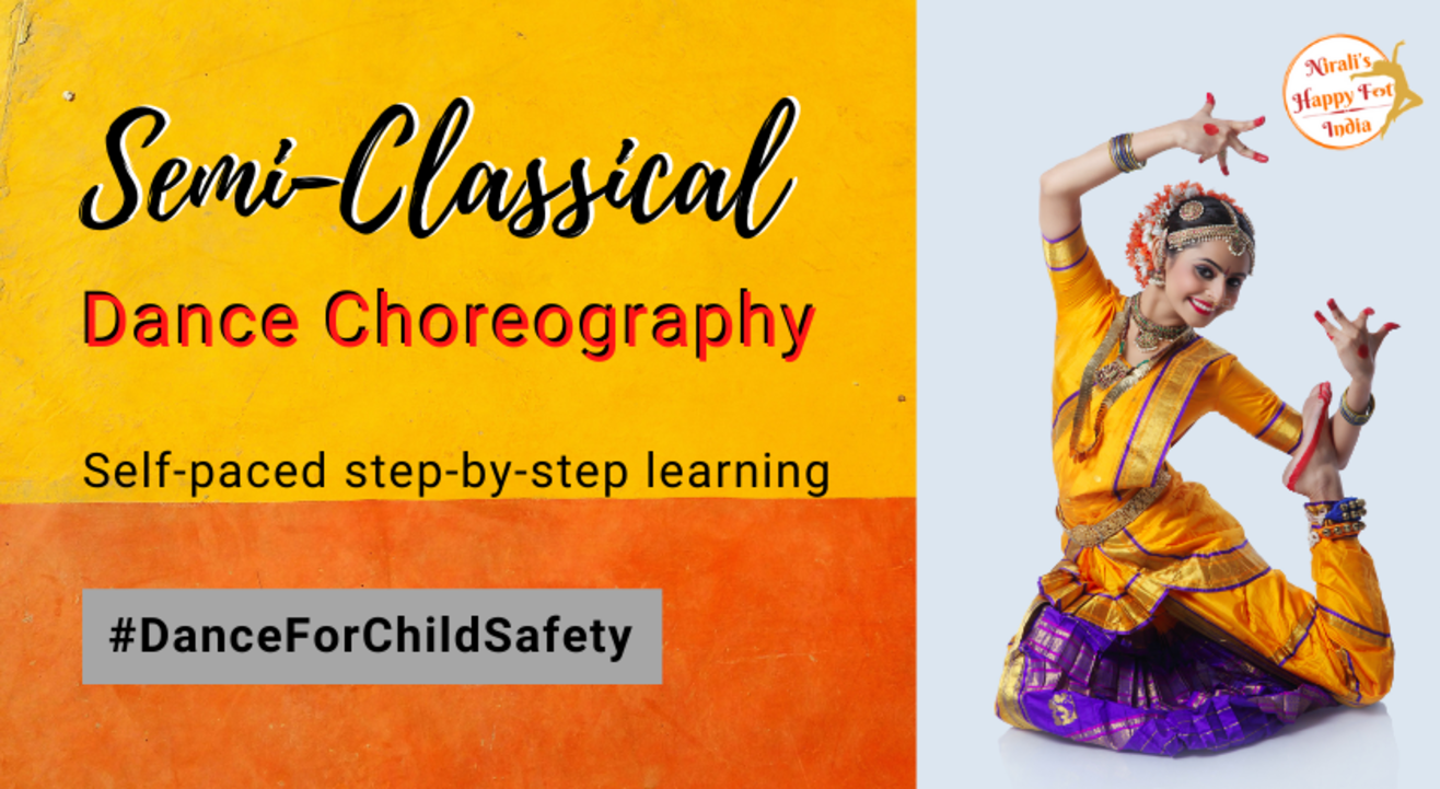 Semi-Classical Dance Workshop | Fundraiser for Child Safety