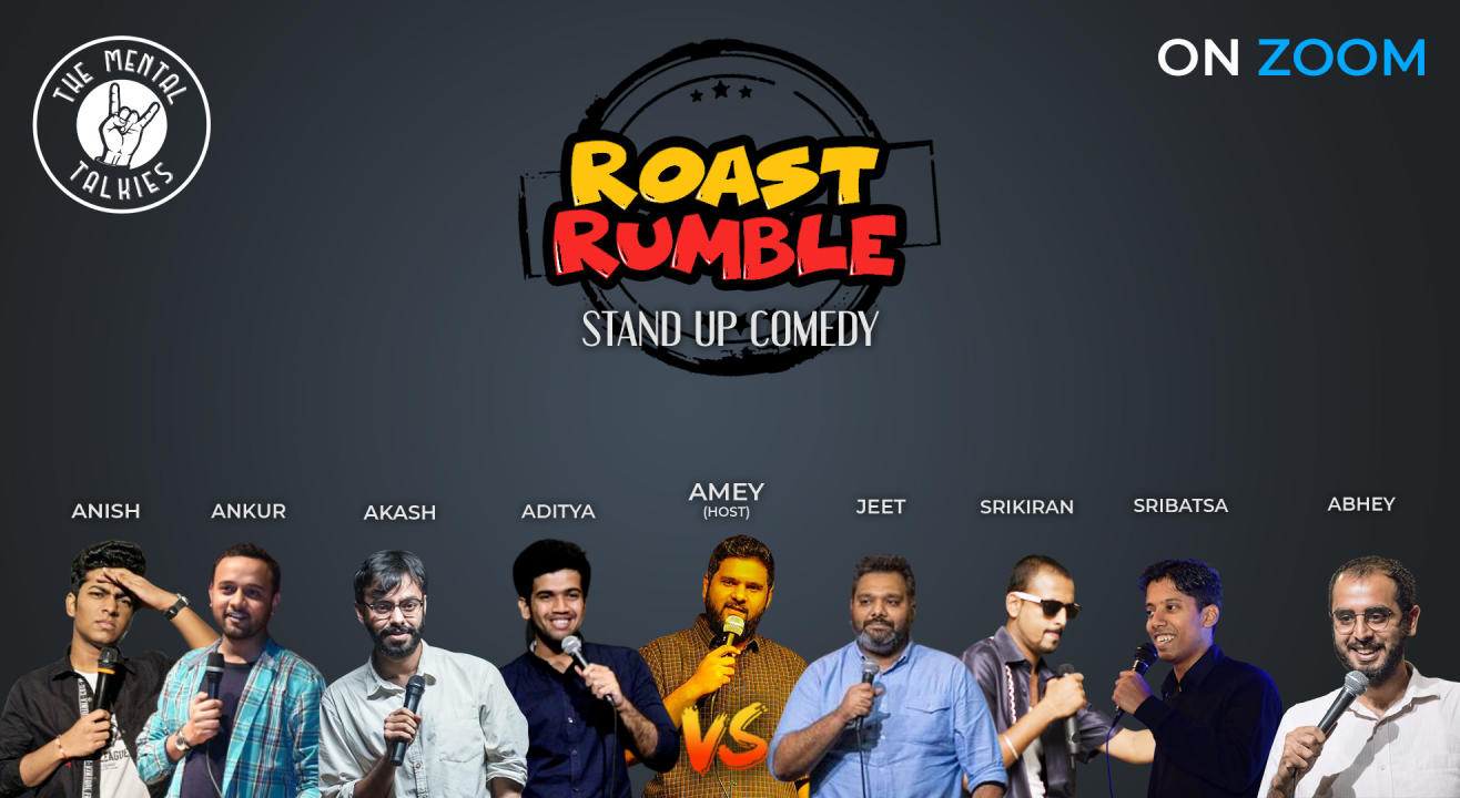 Roast Rumble-Stand Up Comedy