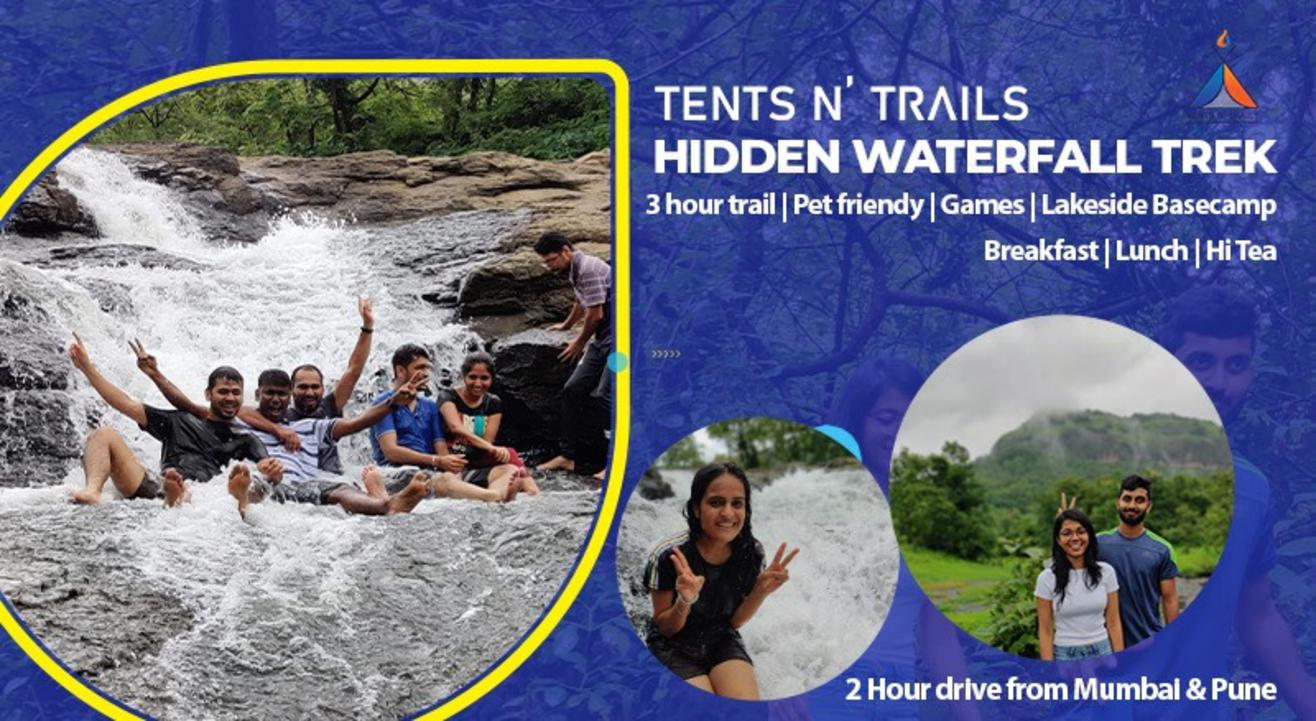Day out at Tents N' Trails, Khopoli
