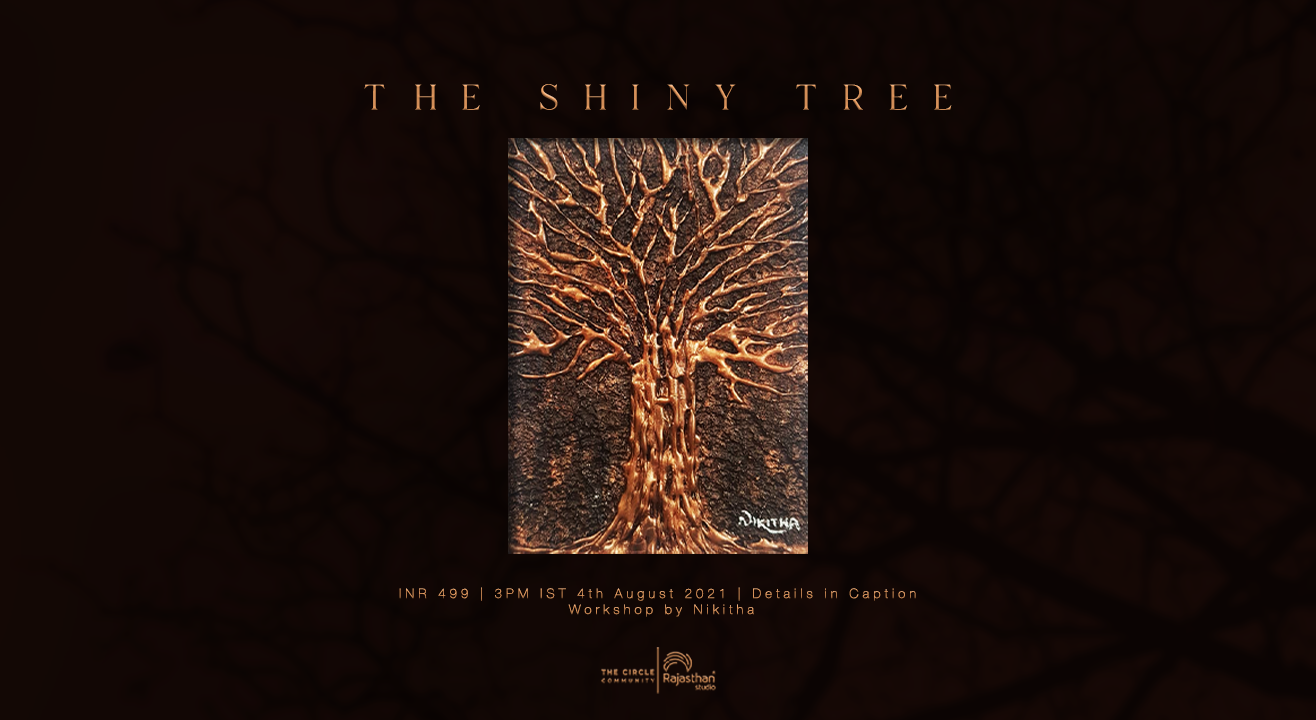 The Shiny Tree Workshop by The Circle Community