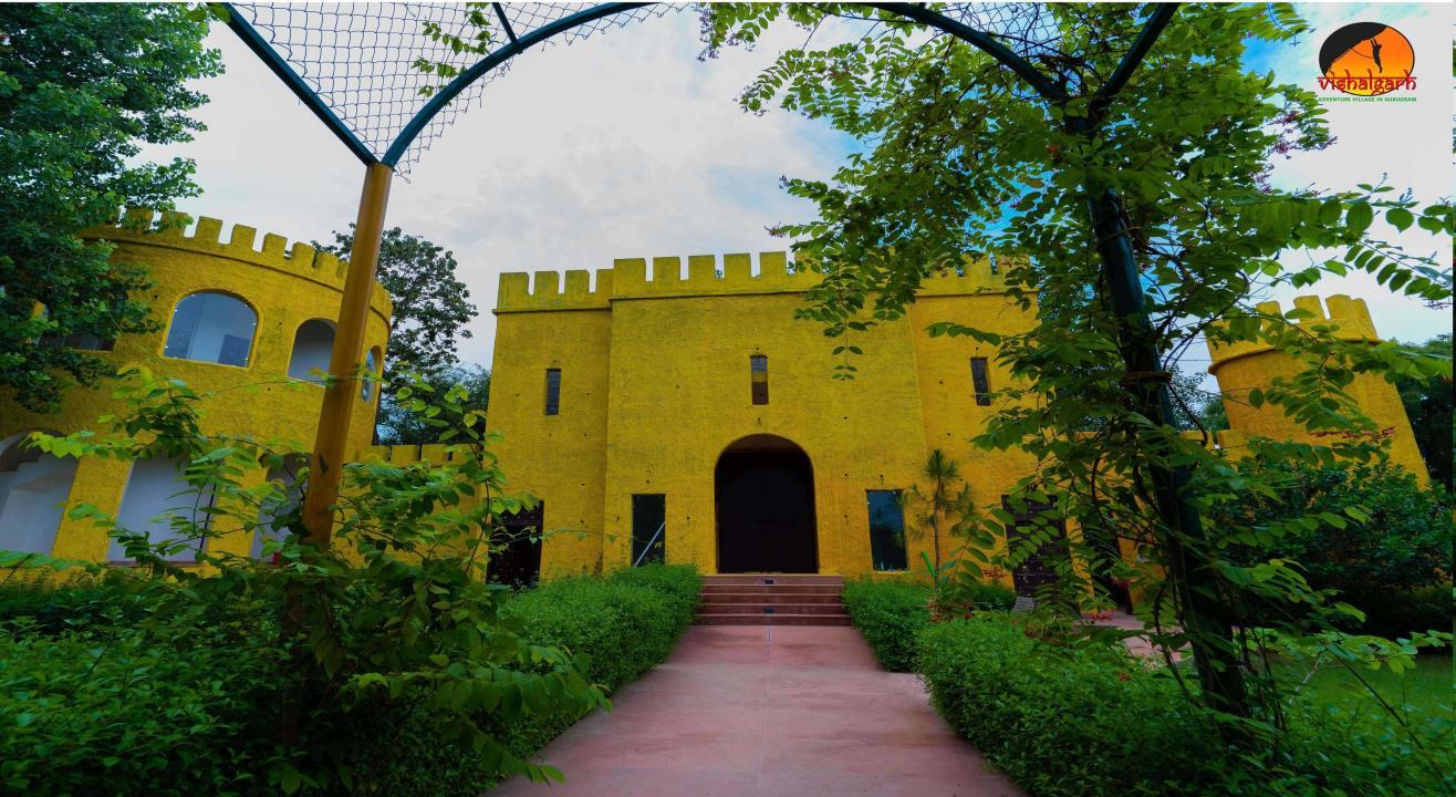 Vishalgarh Farms Adventure Park