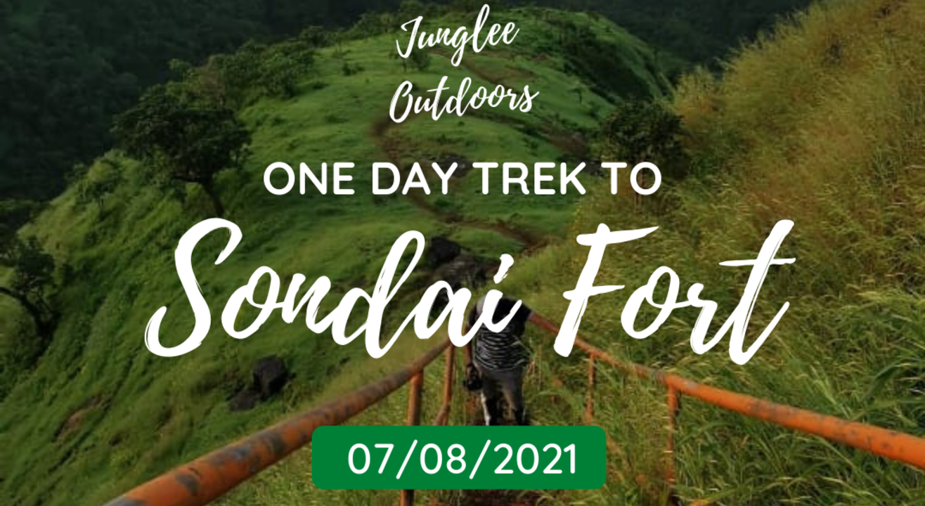 One Day Trek to Sondai Fort with Junglee Outdoors