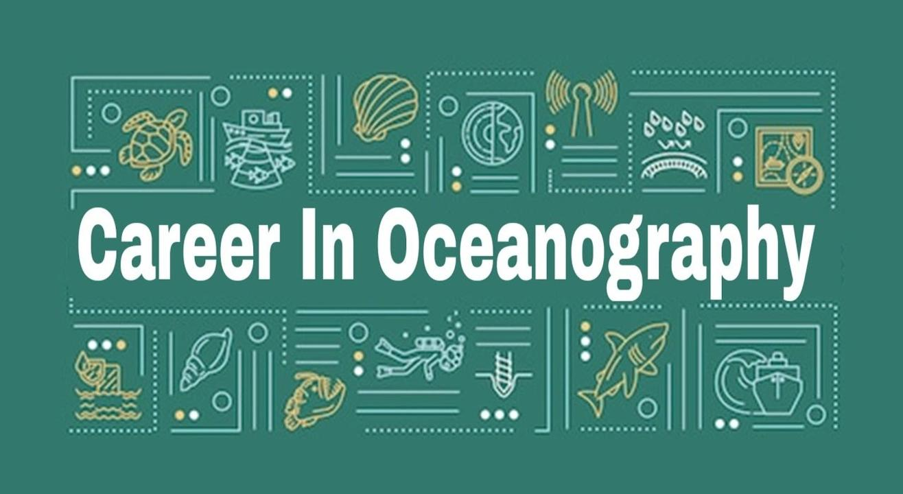 What's after 12th? Explore your career in Oceanography