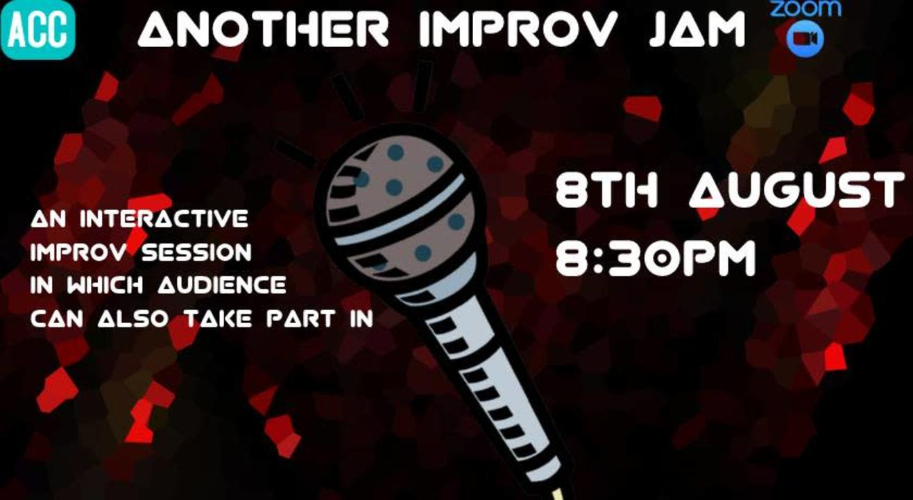 Another Improv Jam-An Improv Session in which audience can also participate