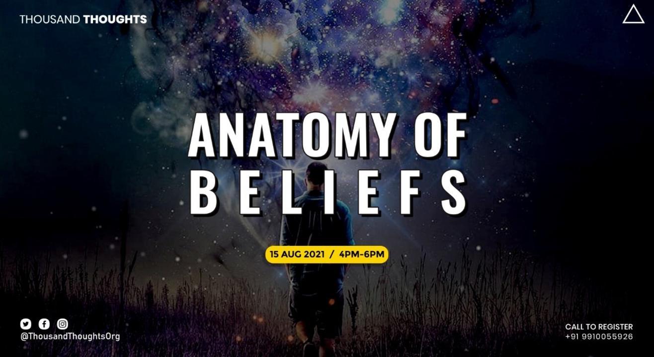 Anatomy of Beliefs Workshop