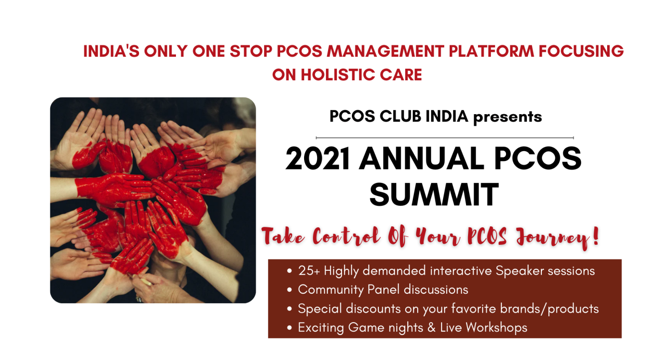 ANNUAL PCOS SUMMIT 2021