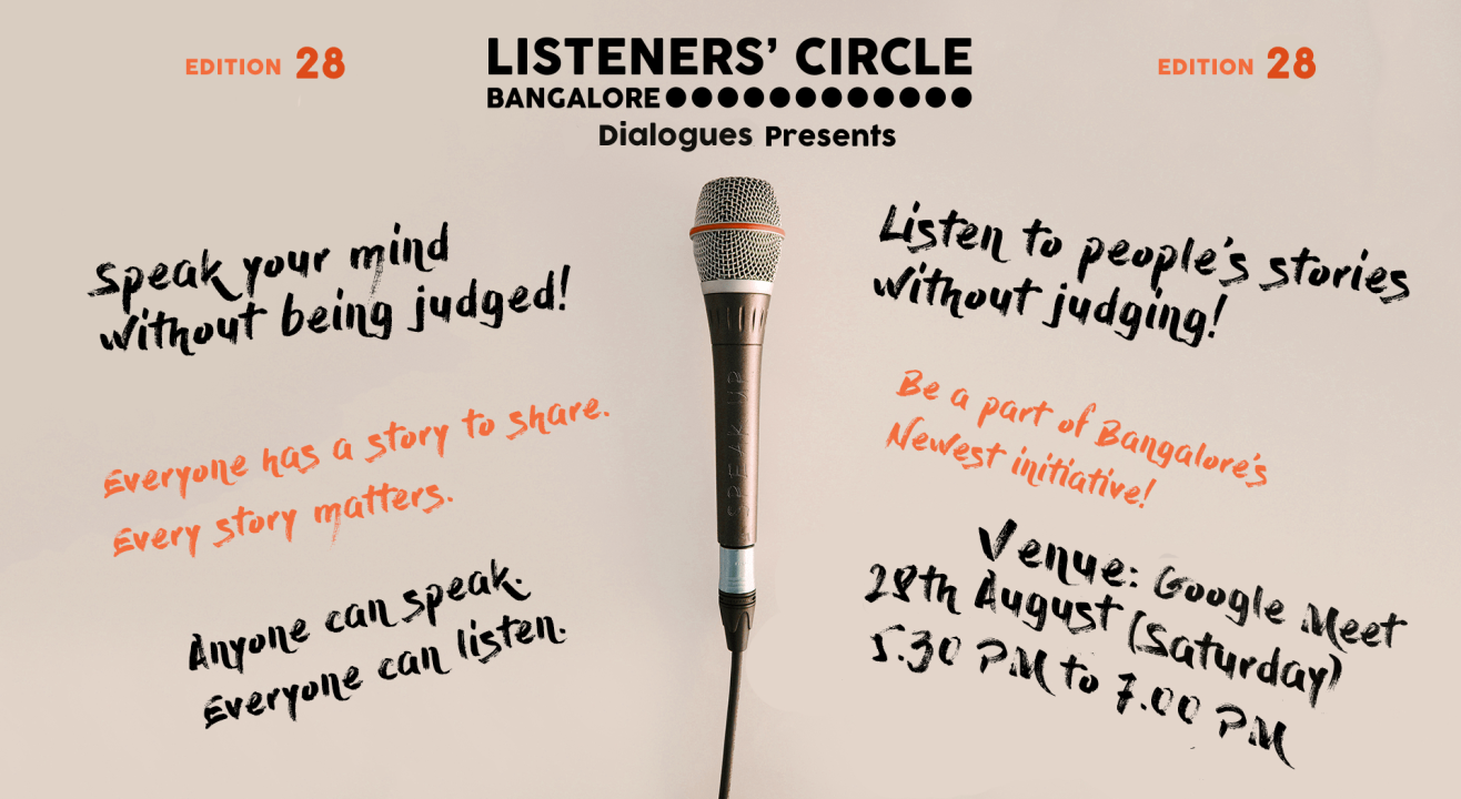 Listeners' Circle - Edition 28