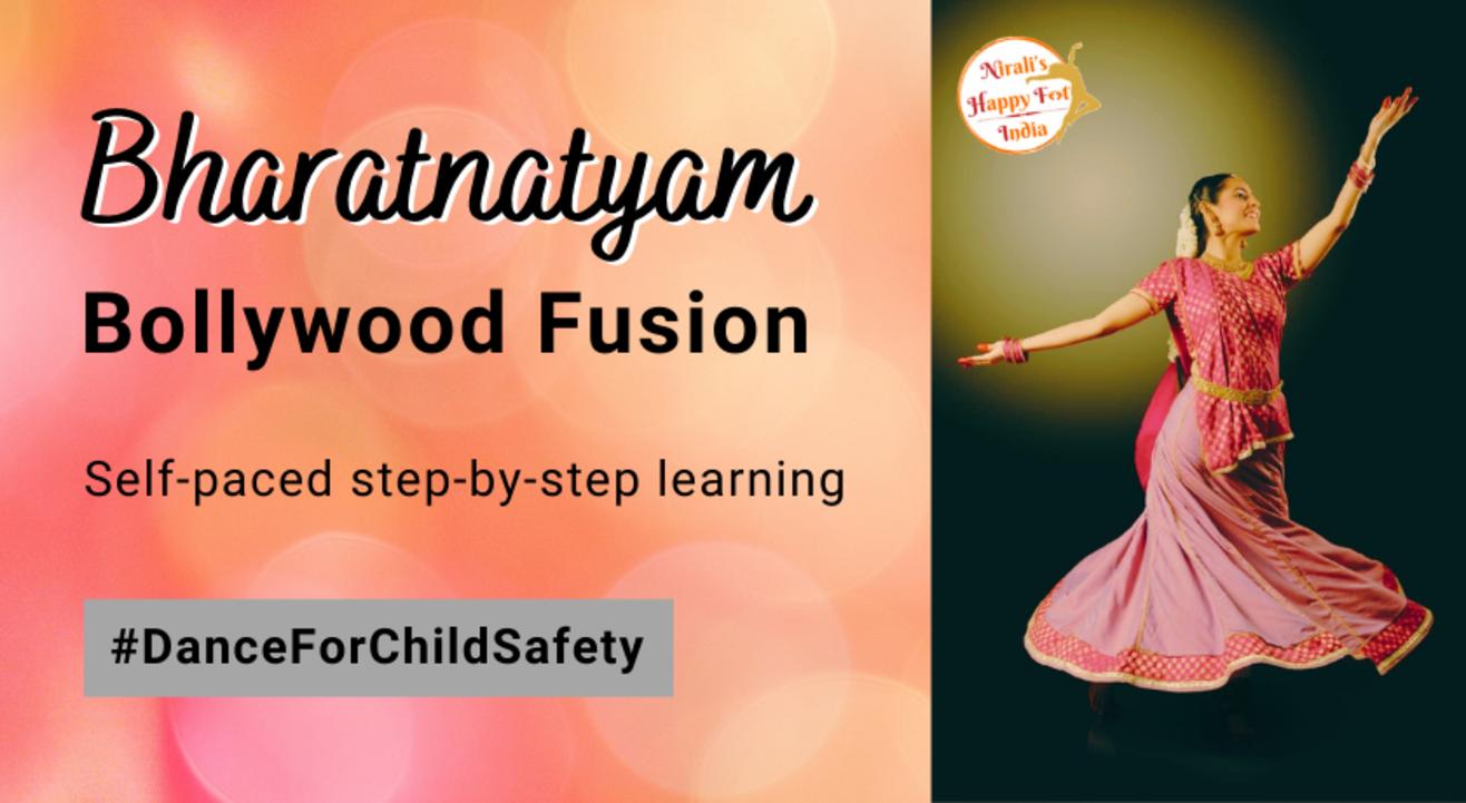 "Bharatnatyam Bollywood Fusion Dance Workshop   Song ""Muqabla"""