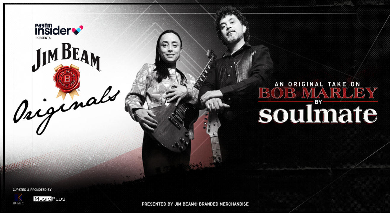 Soulmate's Original Take On Bob Marley | Paytm Insider presents Jim Beam Originals
