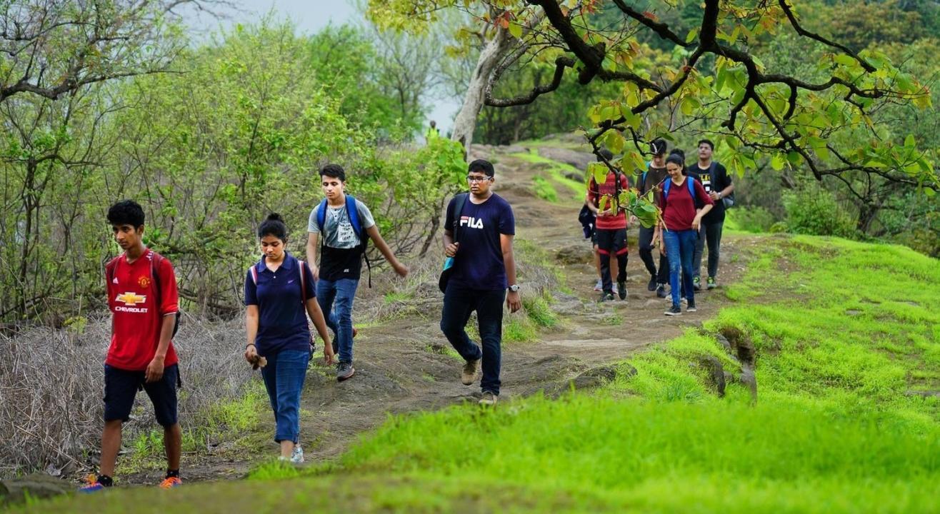 Treks and Trails India – Karnala Fort Trek
