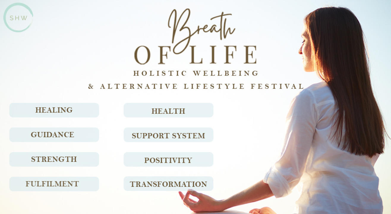 Breath Of Life Festival      by SVAASA Holistic Wellness